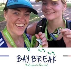 Bay Break Multisport Festival - Virtual